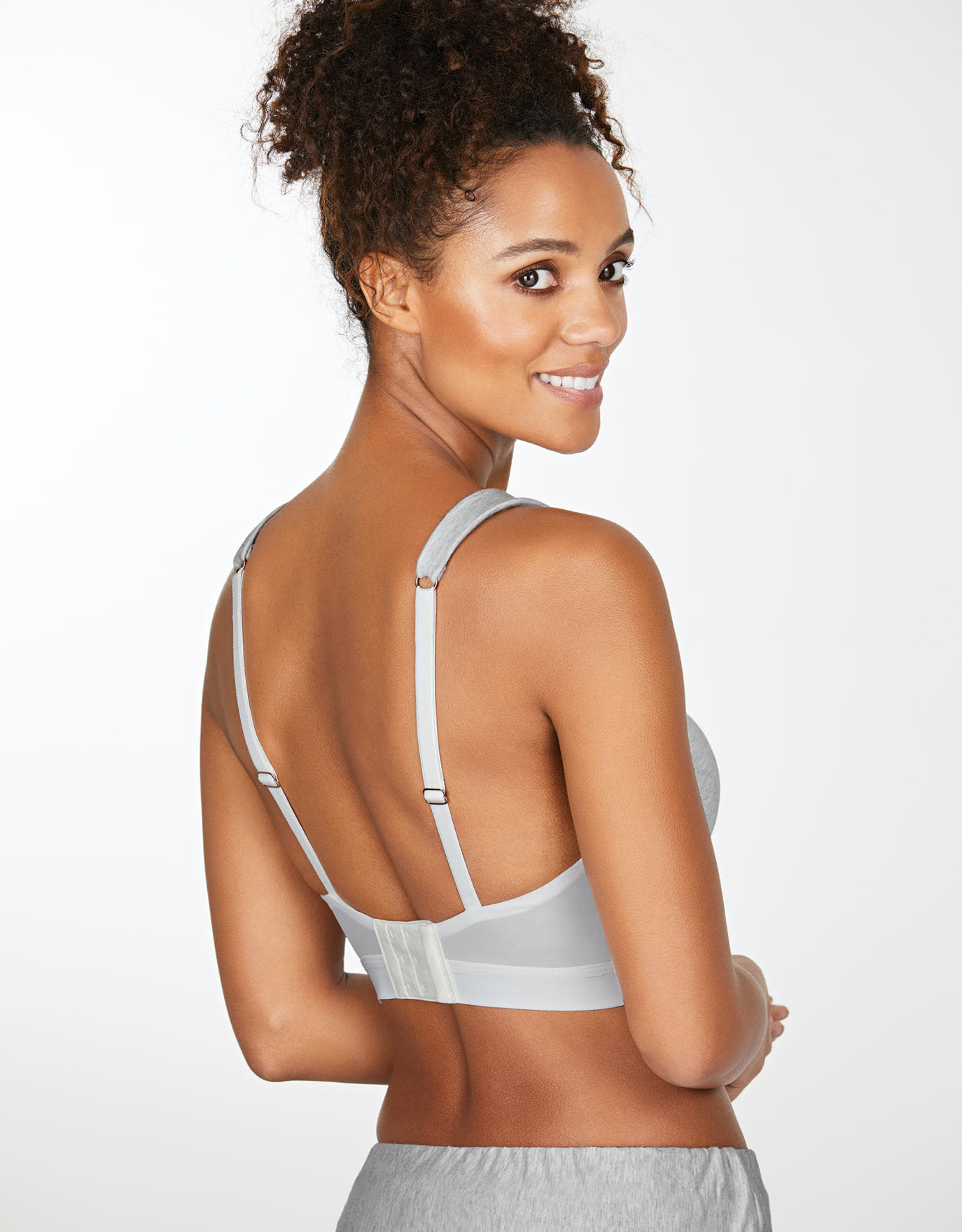 Non-Wired Bras for Big Busts  608c048af