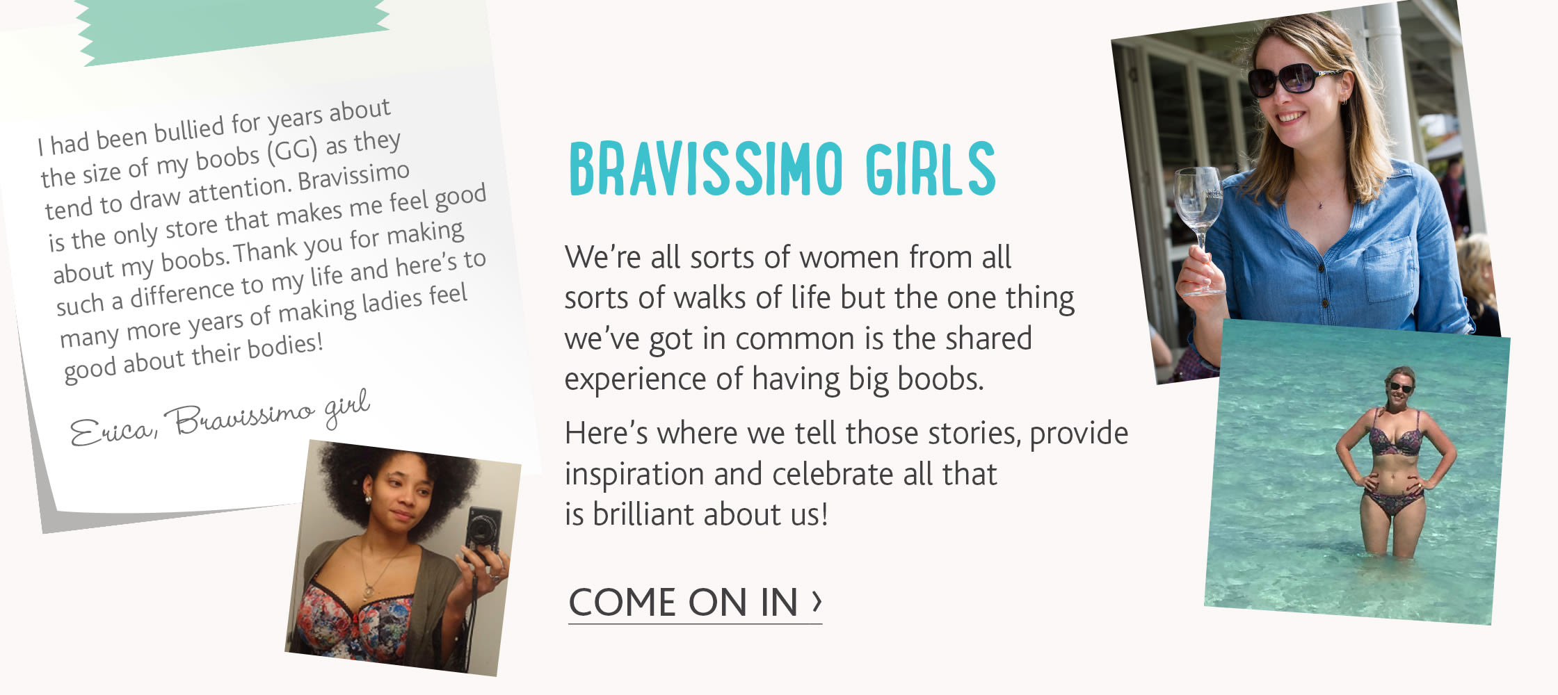 Meet Bravissimo Girls