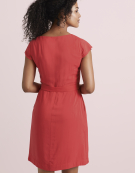 Jade Dress in Strawberry by Bravissimo Clothing