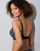 Fearne Balconette Bra in Black by Freya