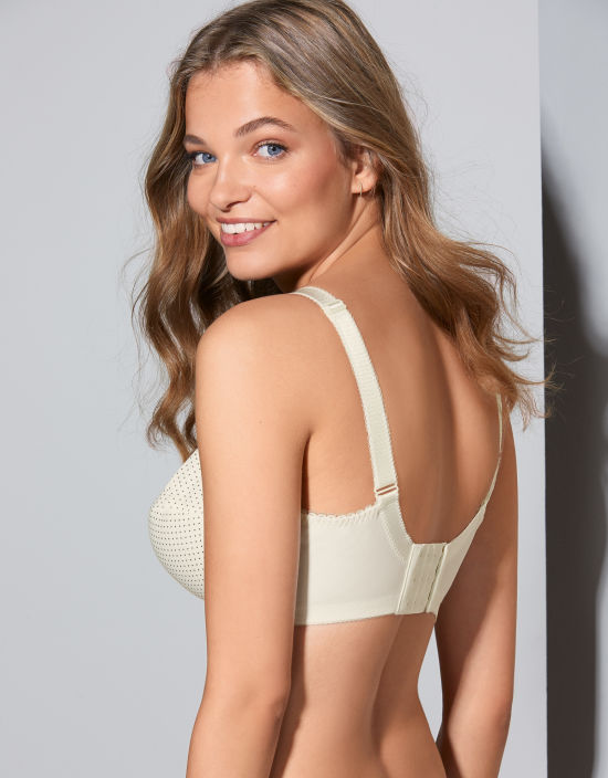 746f35635e548 Ava Non-Wired Non Wired Bra in Cream by Royce
