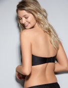 Refined Glamour Ultimate Strapless Bra in Black by Wonderbra