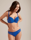 Georgia Full Cup Bra in Cobalt by Bravissimo