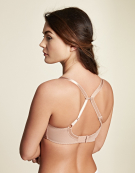 Smoothie Balconette Bra in Nude by Curvy Kate
