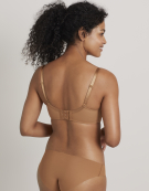 Naked Bra in Cafe Au Lait by Nubian Skin