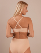 Aura Strapless Bra in Beige by Fantasie