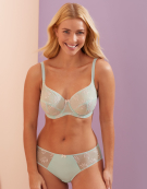 Tango Balconette Bra in Mint by Panache