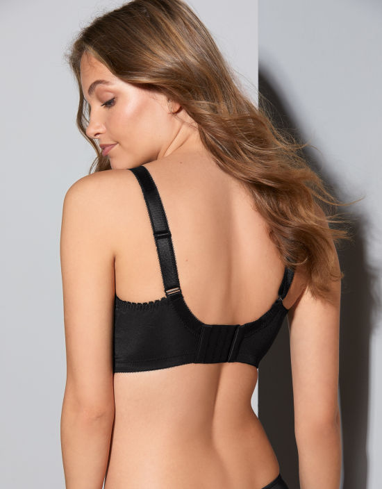 c17c000fb3606 Ava Non-Wired Non Wired Bra in Black by Royce