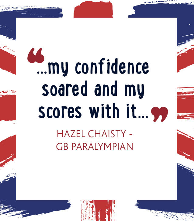 Be Inspired Hazel