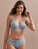 Tango Balconette Bra in Sky Blue by Panache