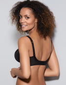 Charlotte Non-Wired Non Wired Bra in Black by Royce