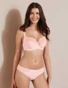 Erin Full Cup Bra in Petal Pink by Bravissimo