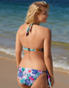Tahiti Multi Bikini in Multi Print by Free