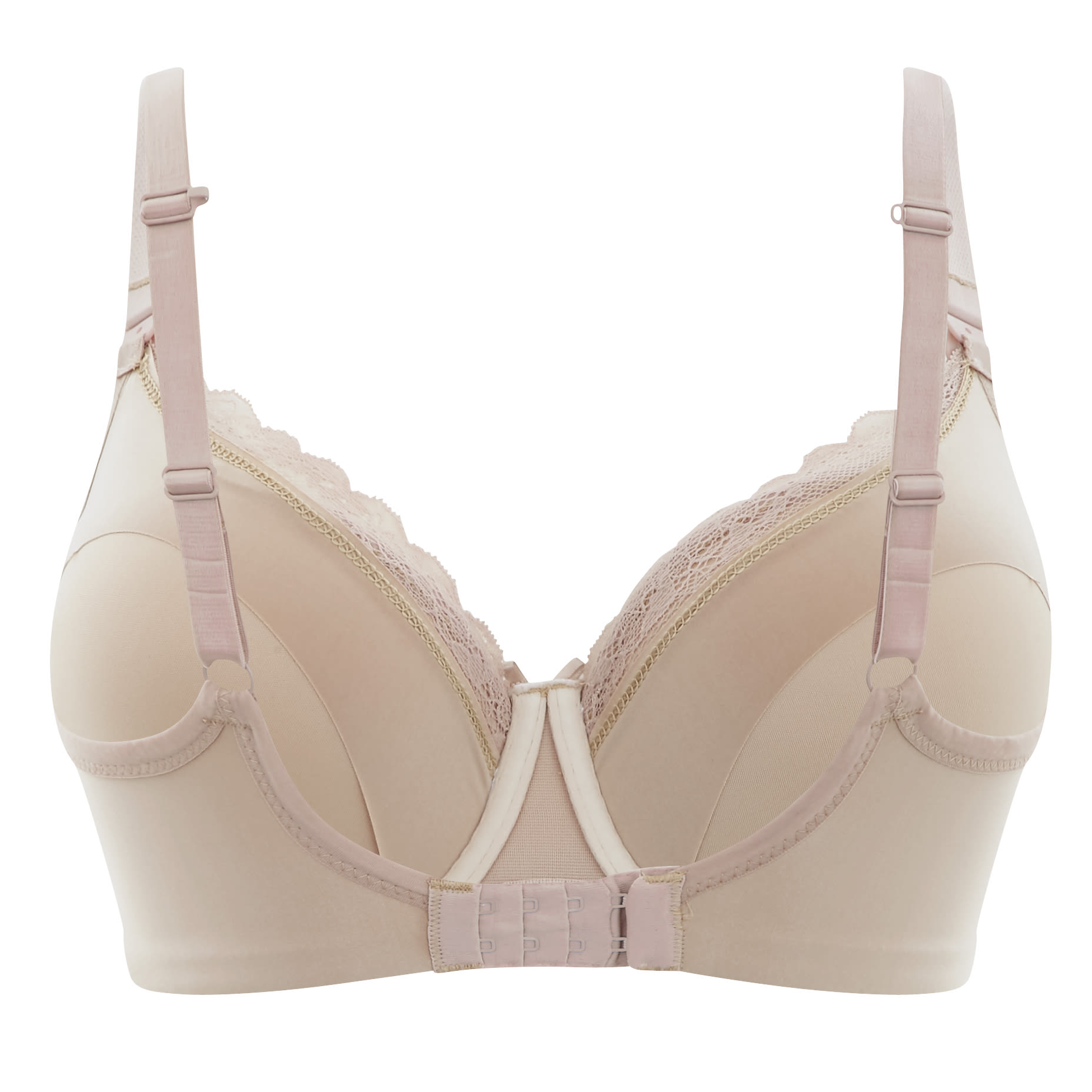 d8e0ead34a Eleanor Nursing Bra in Nude