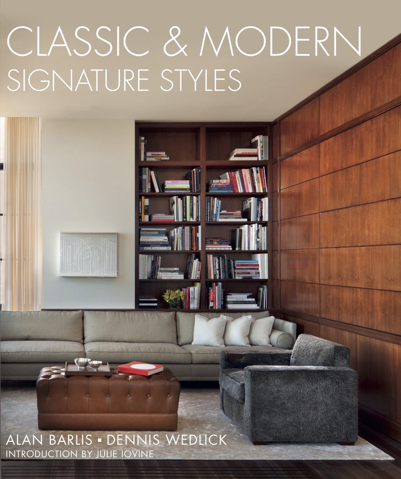 Classic & Modern Signature Styles Front Cover