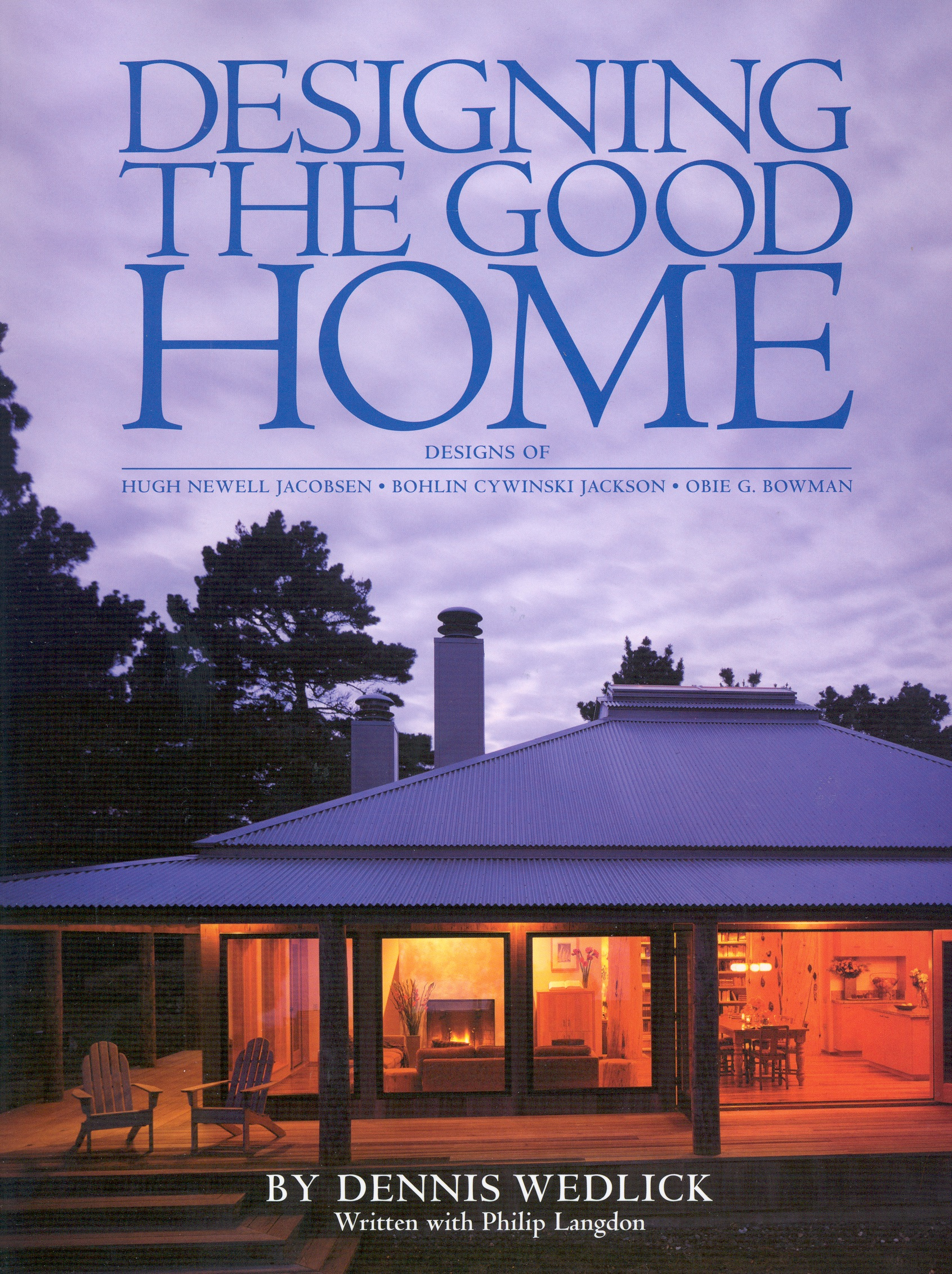 Designing the Good Home Front Cover