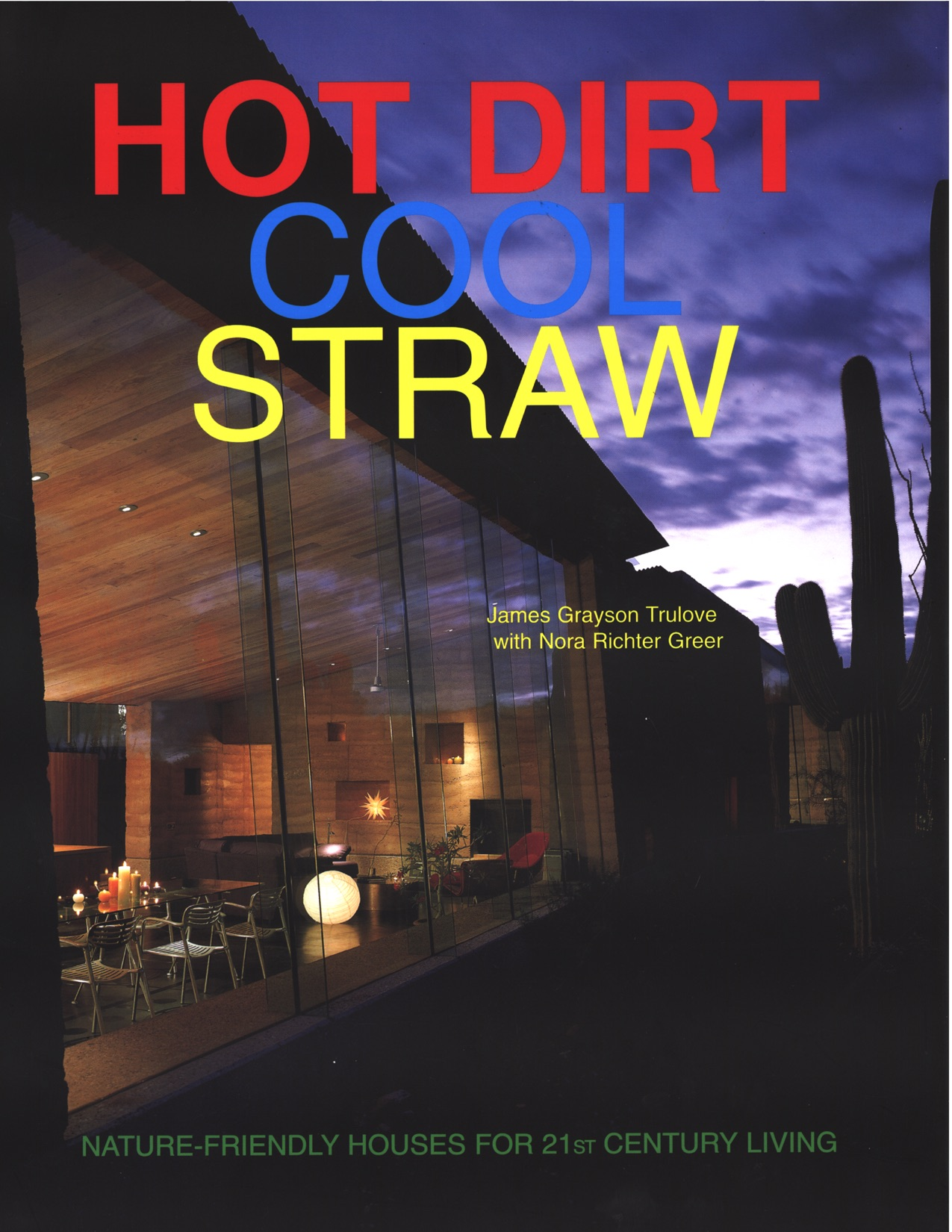 Hot Dirt Cool Straw Front Cover