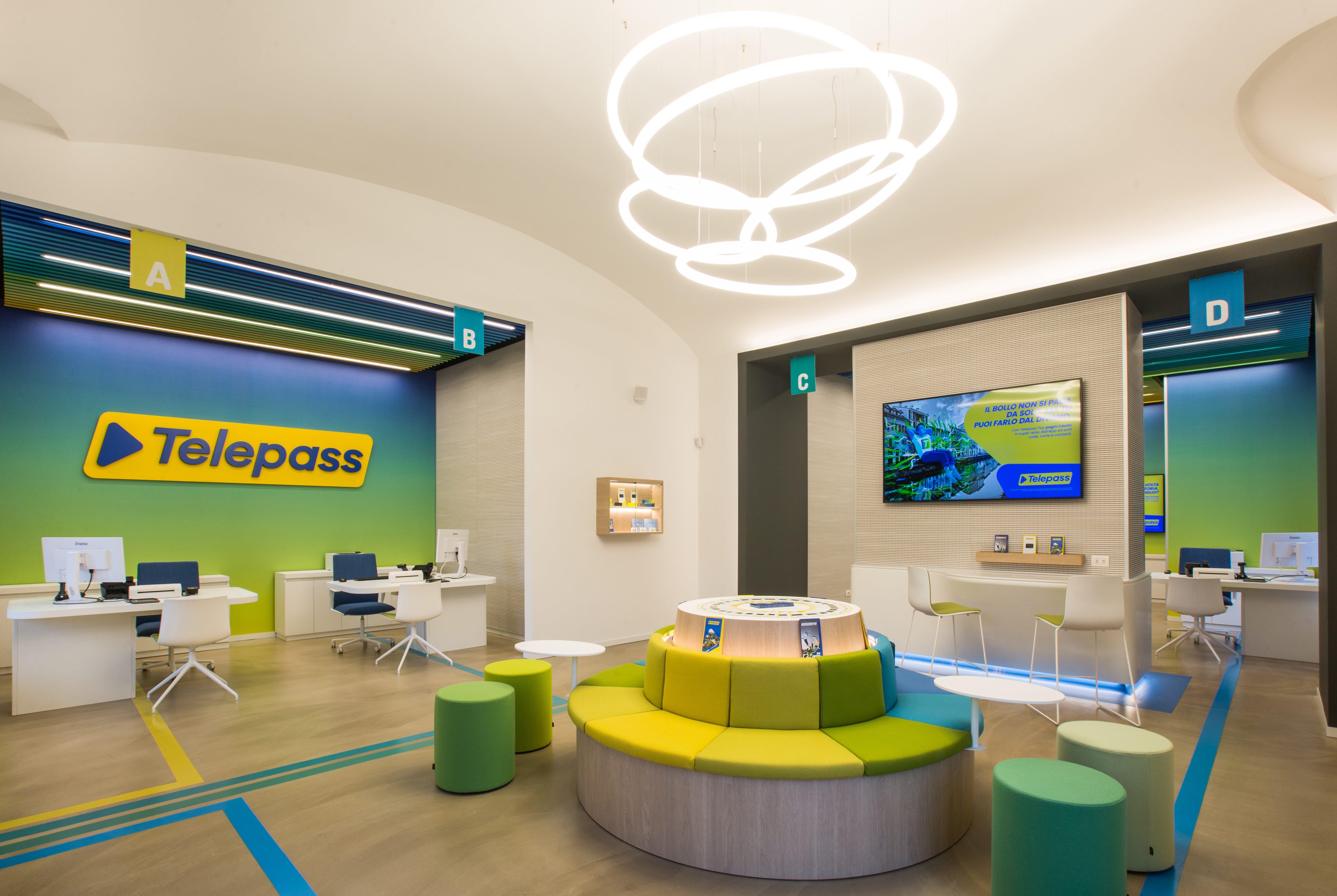 T Store è il negozio di Telepass