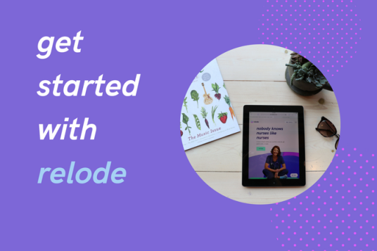 getting started with relode