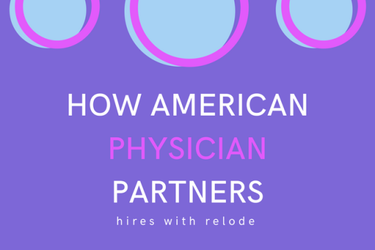 american physician partners relode