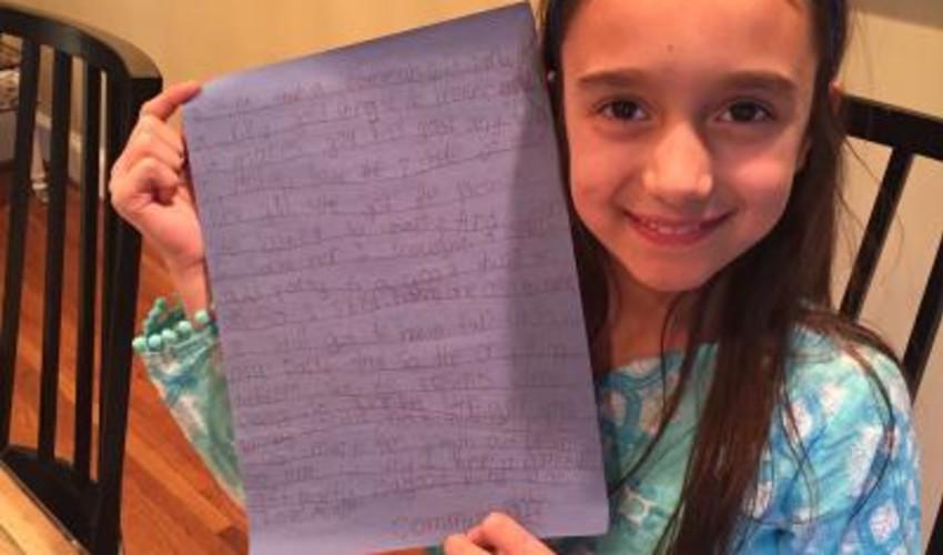 Kid Blog: Millie's Party Debrief
