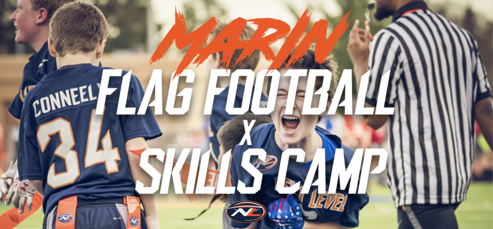 Marin Flag Football Summmer Camp