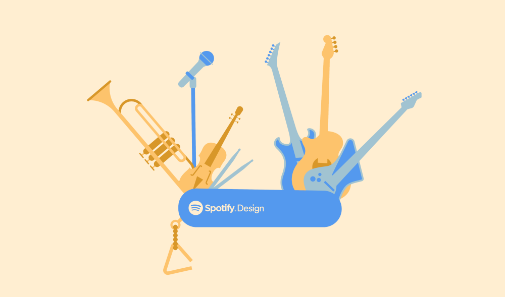 Making the Band: Building Exceptional Design Teams at Spotify