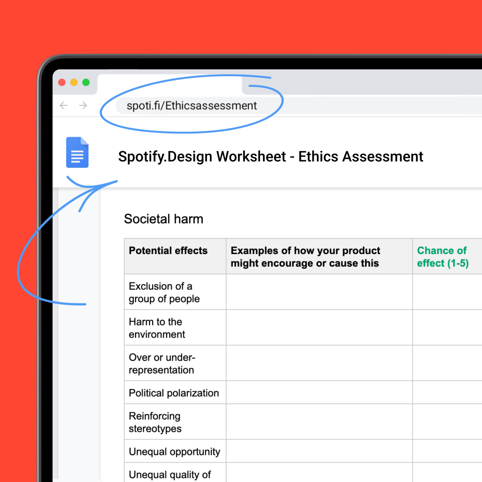 Square Spotify.Design Worksheet - Ethics Assessment@2x