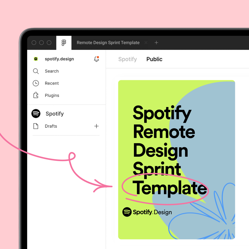 An All-Inclusive Figma Template for Your Next Remote Design Sprint