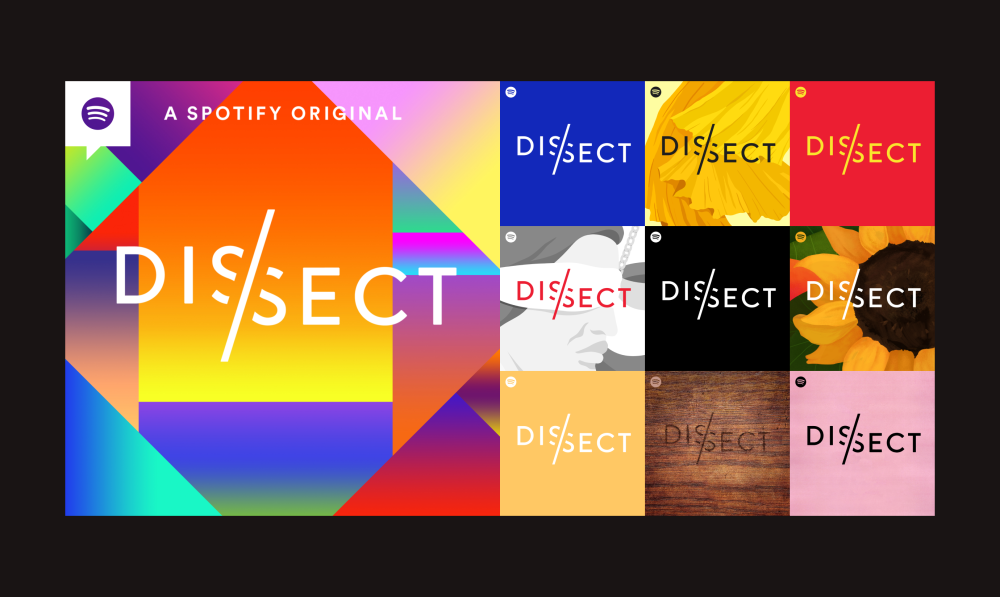 Designing a Spotify Original Podcast with Dissect