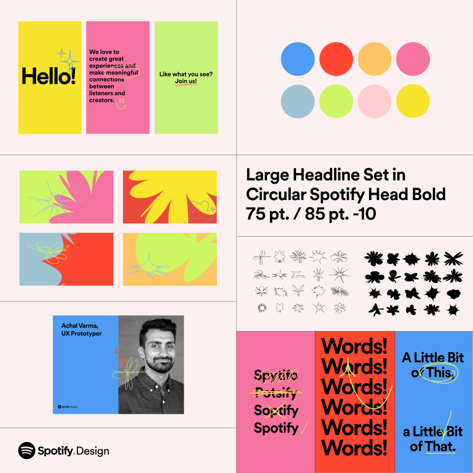 Making The Brand Spotify Design Header Square