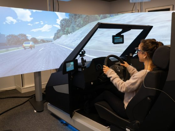 Testing in different contexts using car simulators, eye-tracking glasses, and diary studies can uncover how well a design works in different situations.