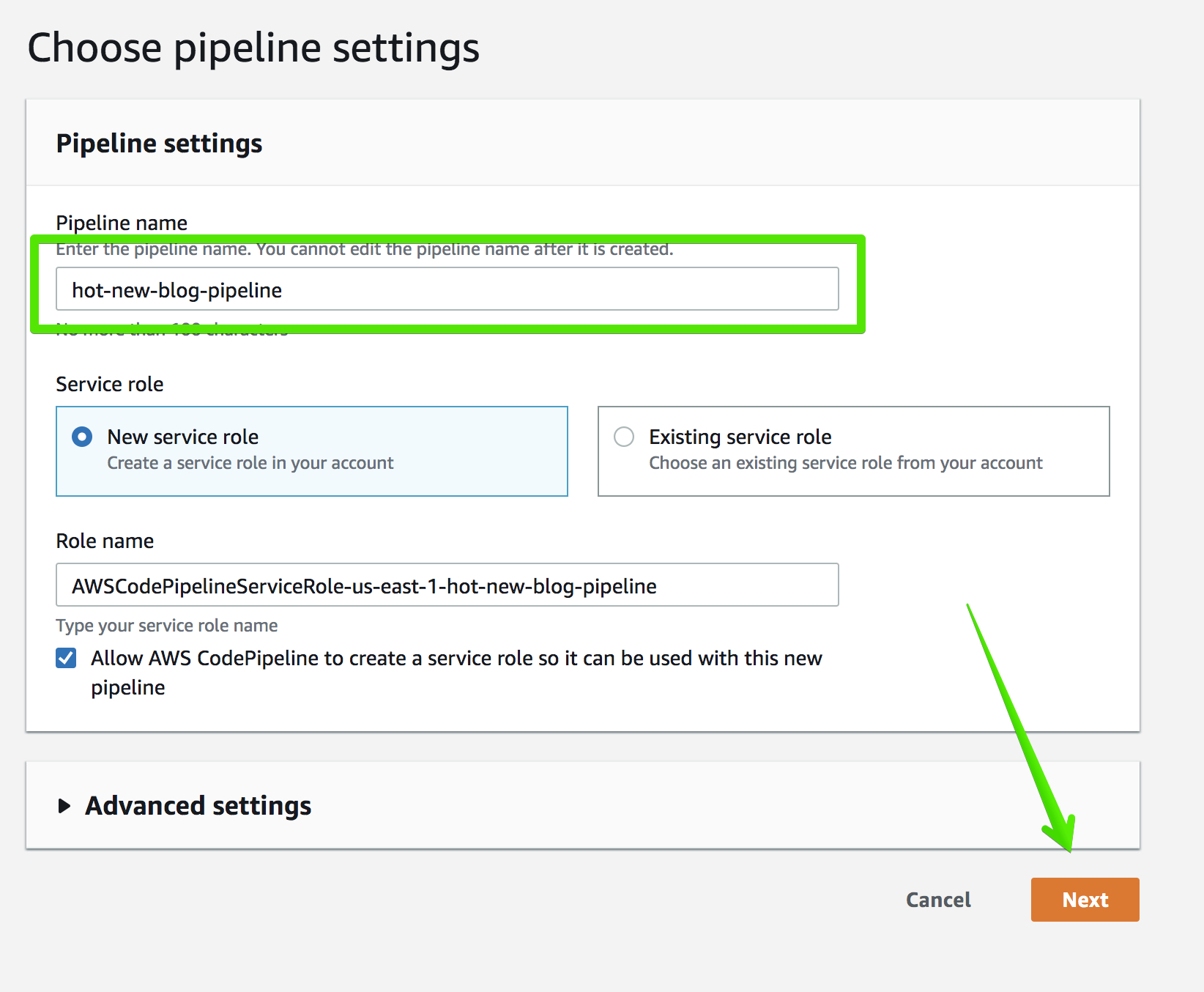 CodePipeline - AWS Developer Tools 2019-08-29 16-28-44
