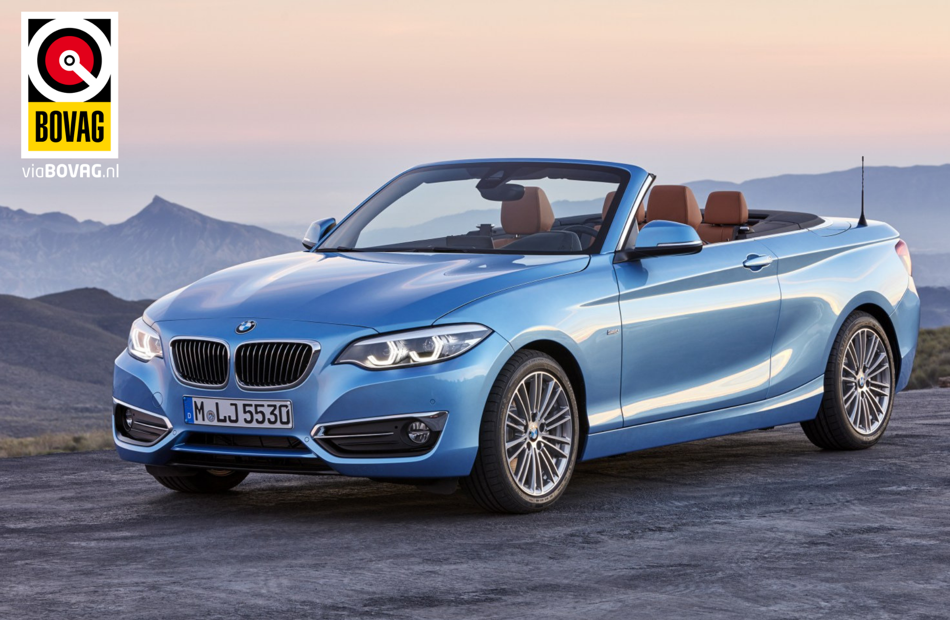 BMW 2-serie Convertible