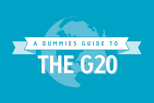 Why You Should Care About the G20