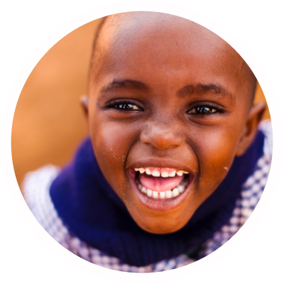 Child sponsorship program icon