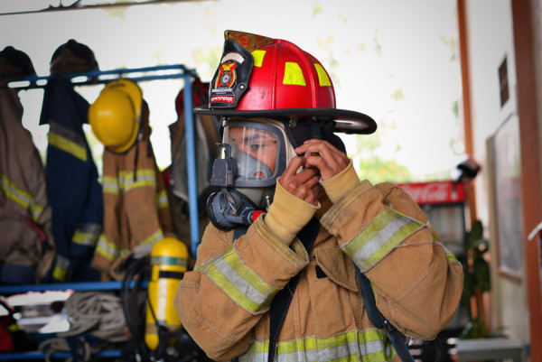How a Child's Dream to Be a Firefighter Became Reality