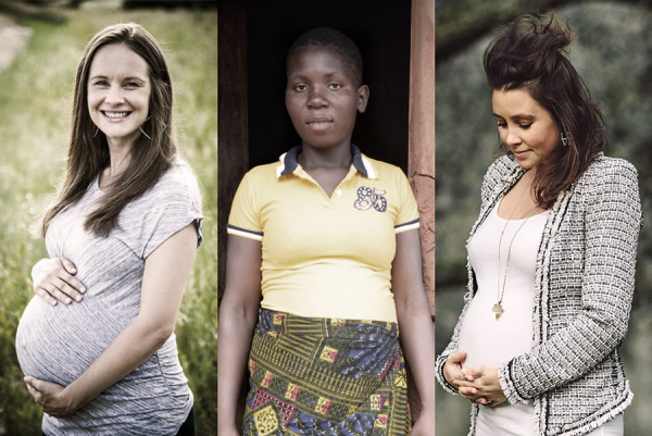 What Pregnancy is Like for Women Around the World