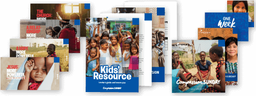 Compassion Sunday Basic resources