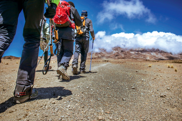 Great Heights for Great Needs: Climbing Kilimanjaro