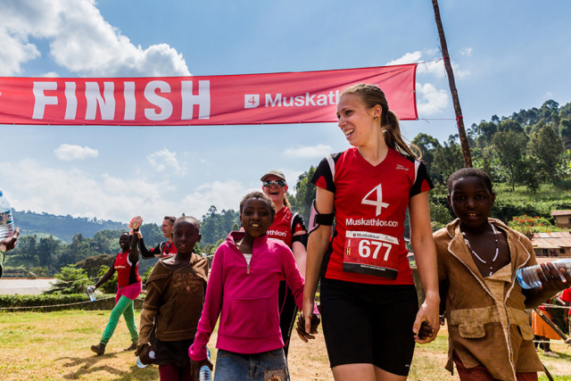 The Compassion Muskathlon: Going the Extra Mile