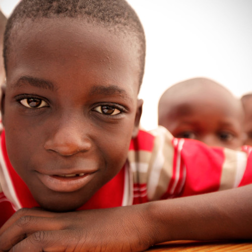 Faces of Haiti