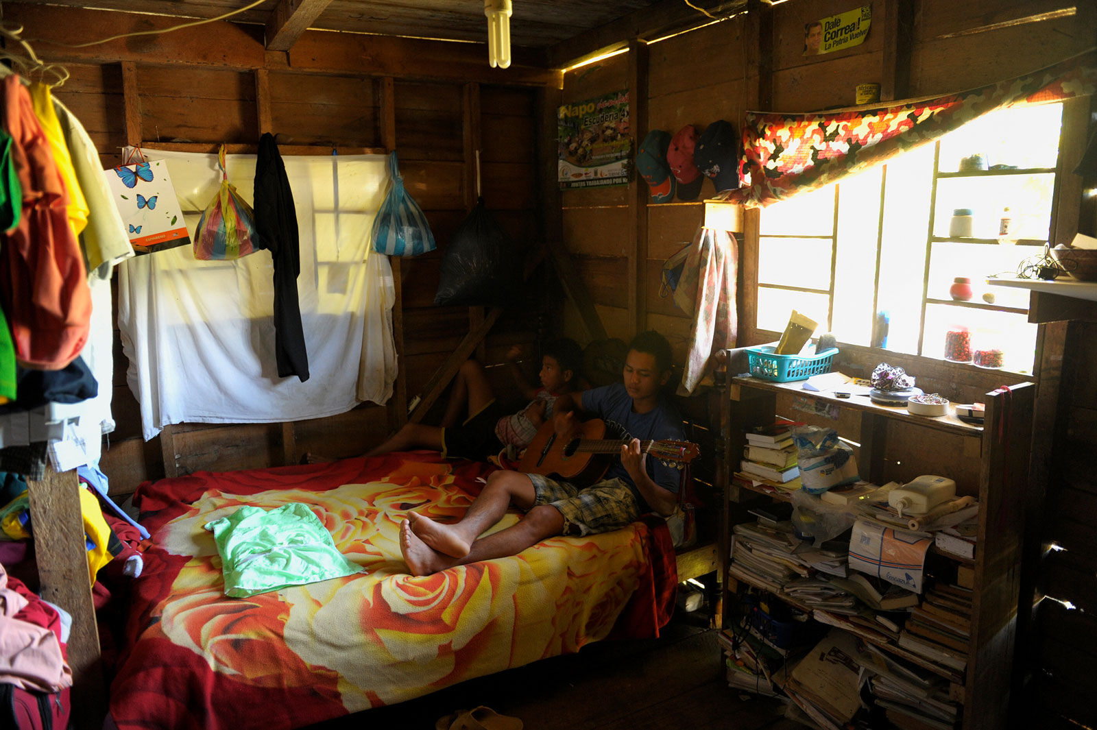 25 Stunning Photos of Rooms in the Developing World