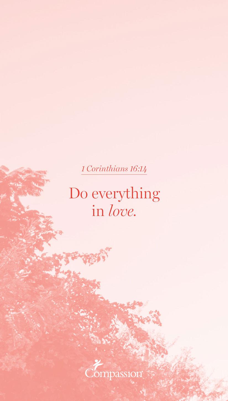 1 Corinthians 16:4