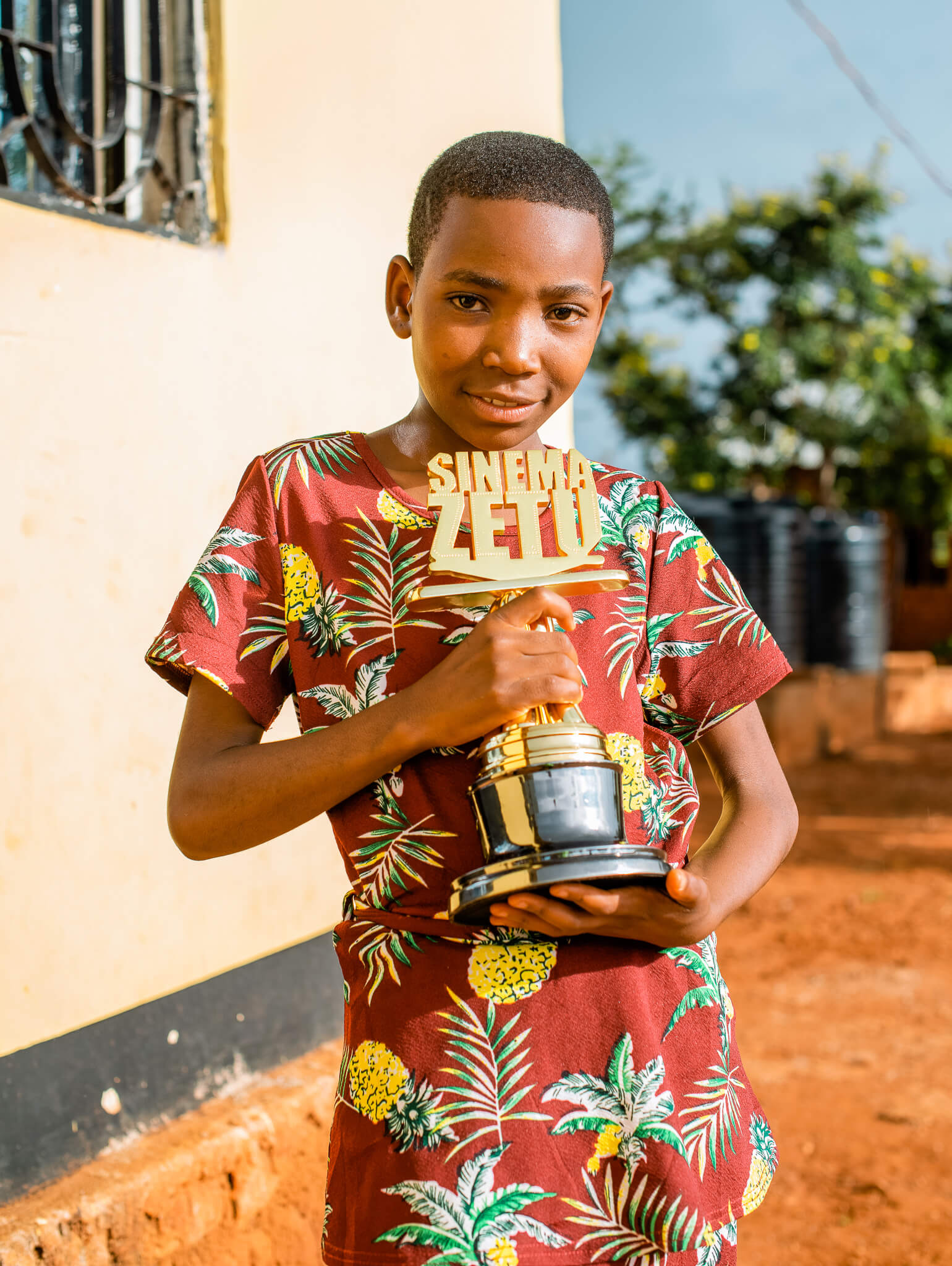 11-Year-Olds Win the Top Acting Prize in International Film Festival