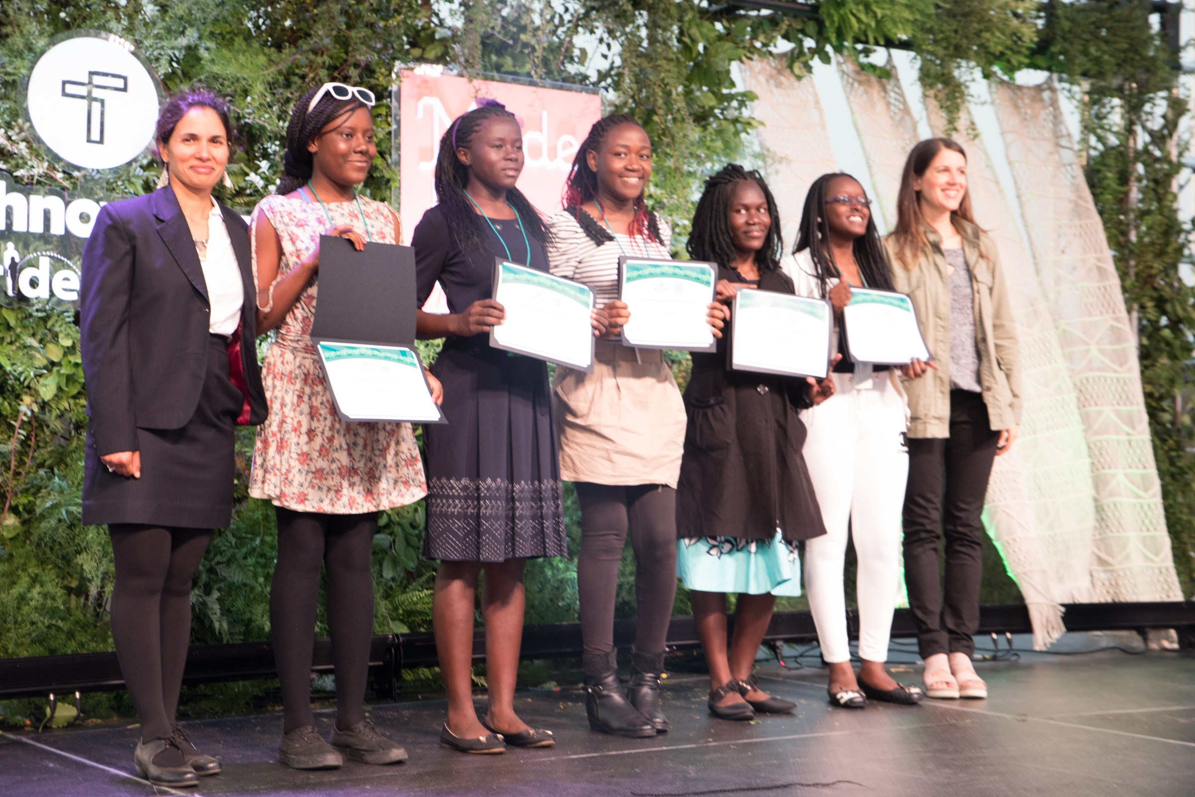 How 5 Teenagers Created a Revolutionary App to Fight FGM
