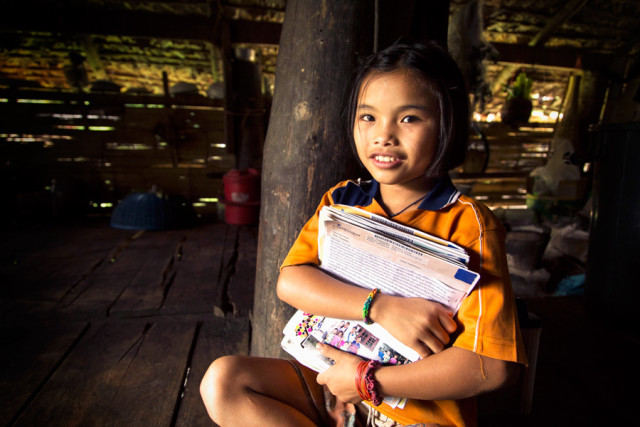 Why Sponsored Children Love Receiving Letters