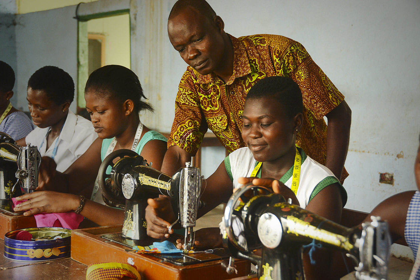 Our work in Ghana | Compassion Australia