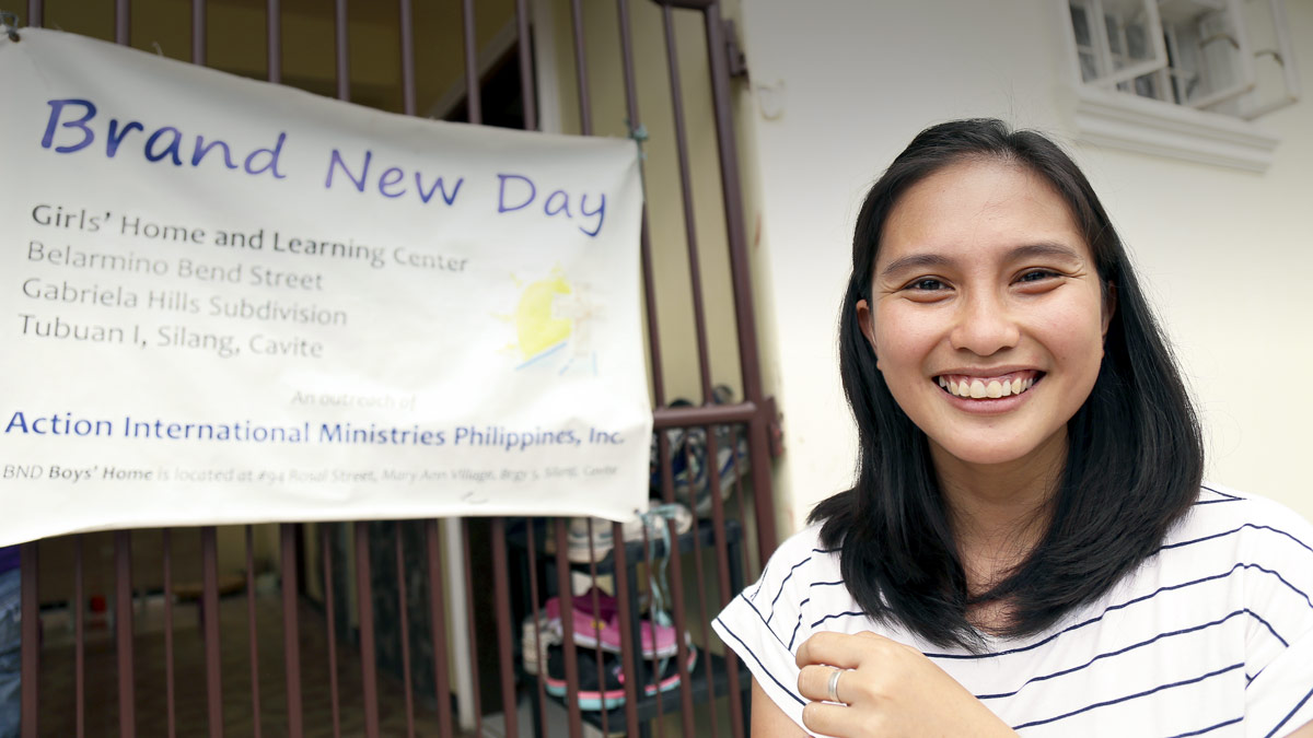 Philippines - April's Brand New Day