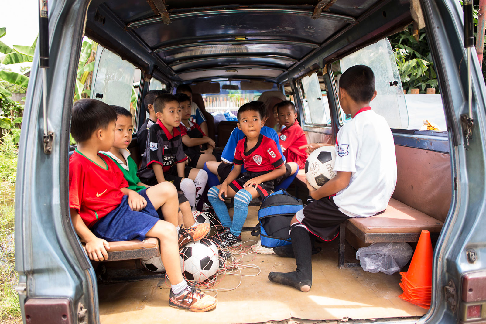 How one Thai church is stopping the sex trade with soccer
